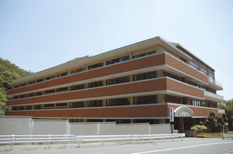 大塩病院 外観